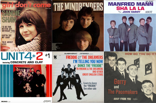 12 Lost British Invasion Hits Of The 60s Best Classic Bands