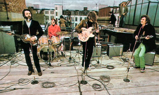 The Beatles' Final Gig: Up on the Roof | Best Classic Bands