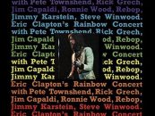 Eric Clapton's Lifesaving 'Rainbow Concert' Revisited