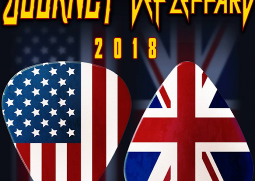 Journey & Def Leppard Announce 58-Date Tour