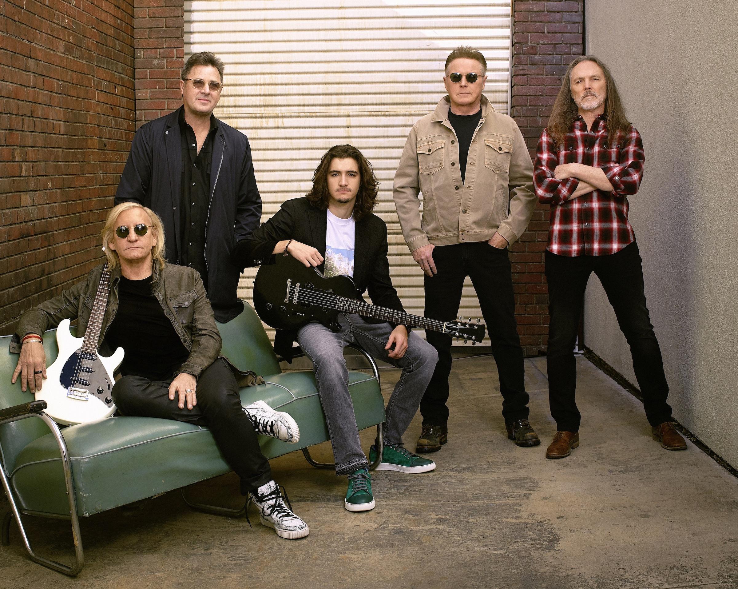 eagles yet again expand 2018 tour best classic bands. Black Bedroom Furniture Sets. Home Design Ideas