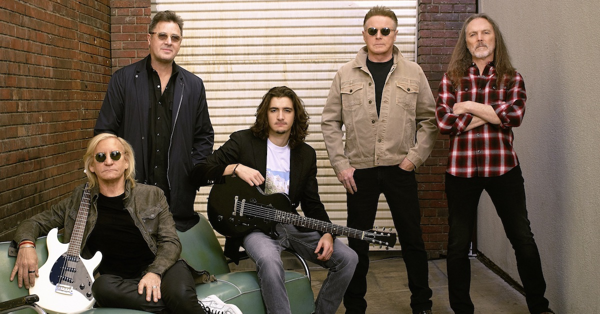 Eagles Add to 2019 World Tour With Full Band | Best Classic Bands