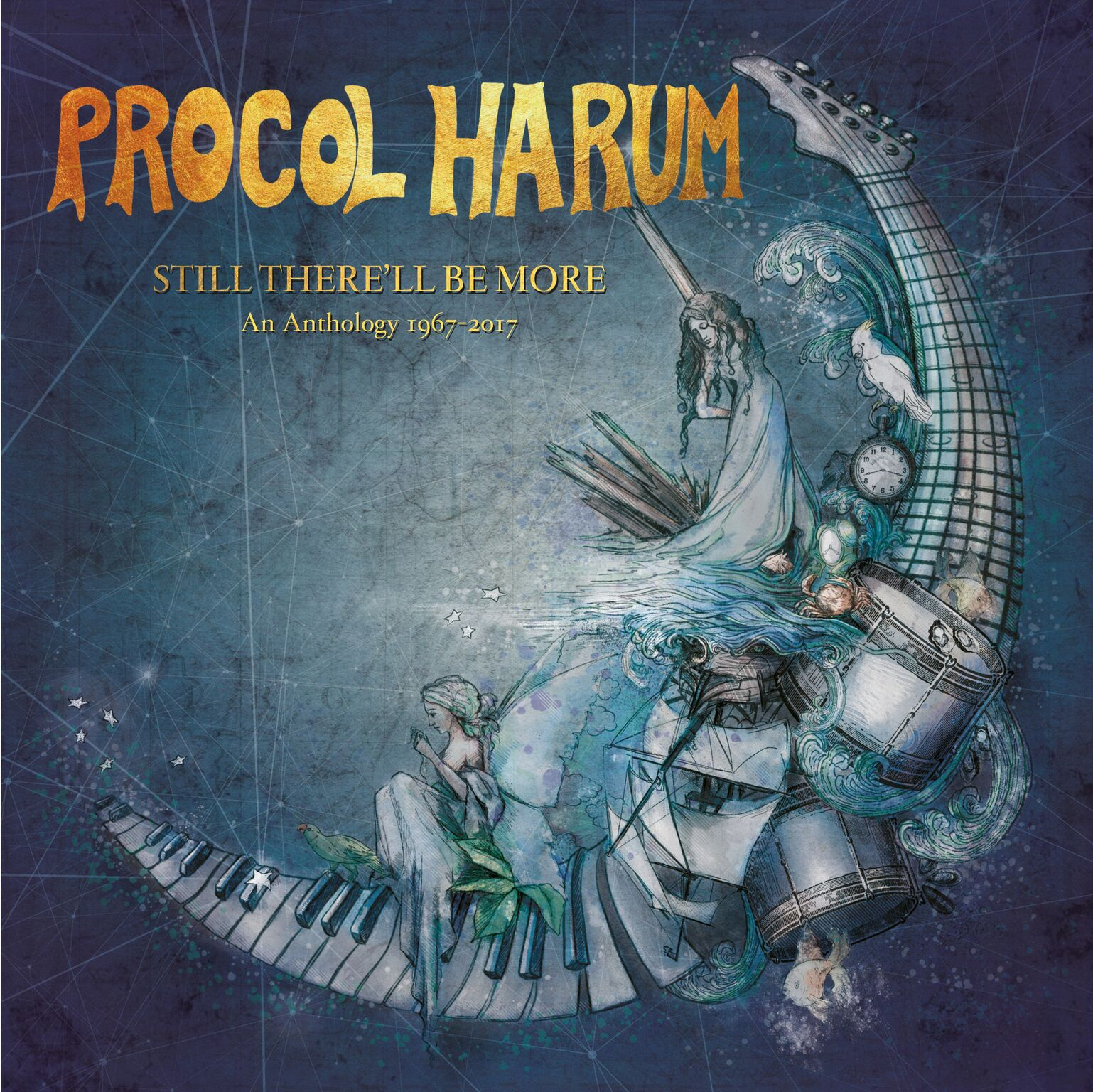 Procol Harum 8 Disc Anthology Arrives Best Classic Bands
