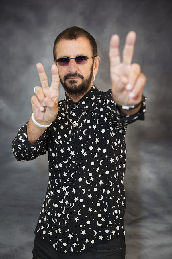 Ringo Starr Sets US Tour With All Band
