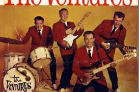 Nokie Edwards, Ventures Lead Guitarist, Dies at 82