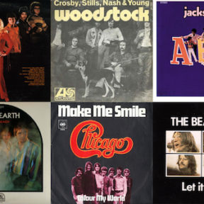 Radio Hits of April 1970: Look Back
