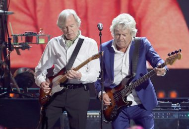 Moody Blues at Overdue 2018 Rock Hall Induction