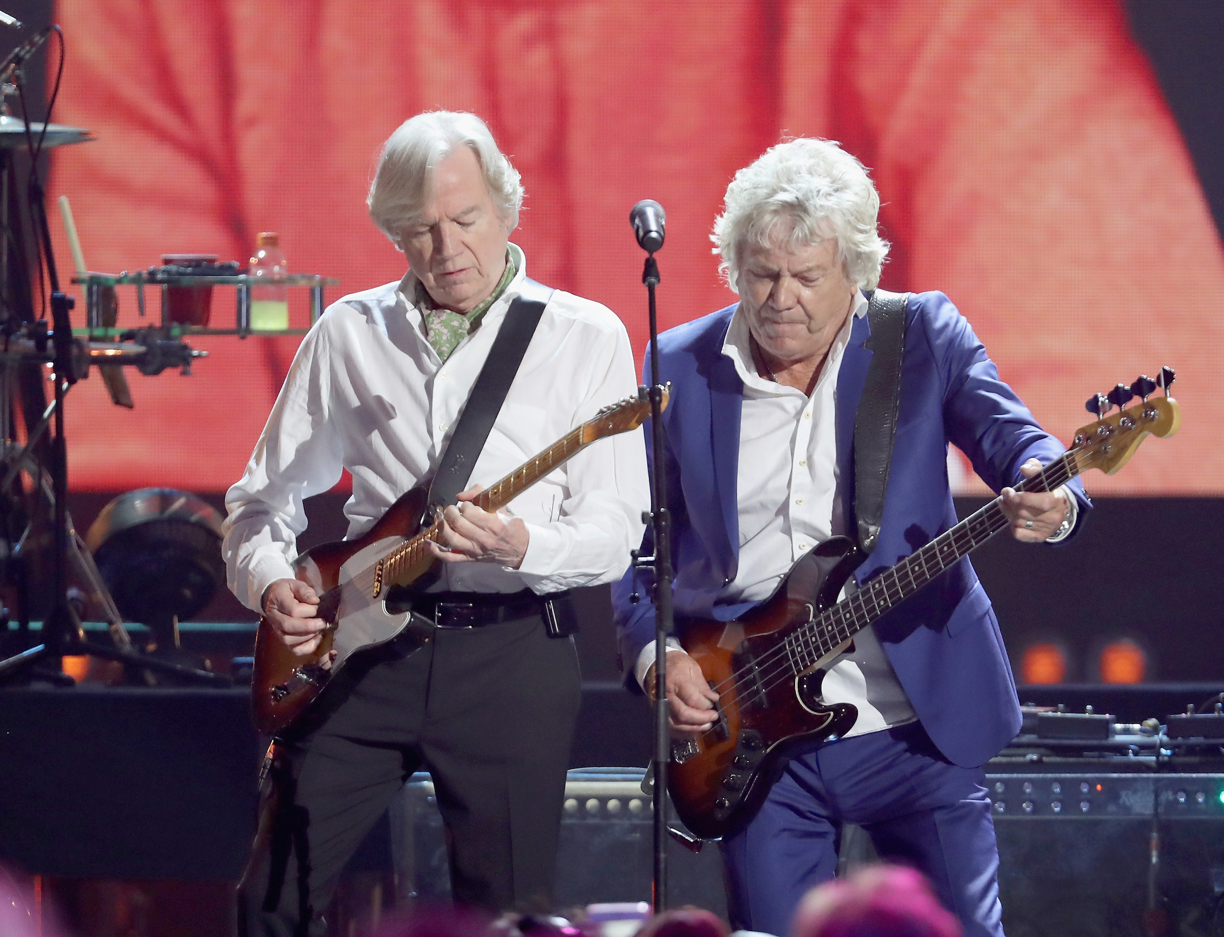 Moody Blues At Overdue 2018 Rock Hall Induction Best Classic Bands