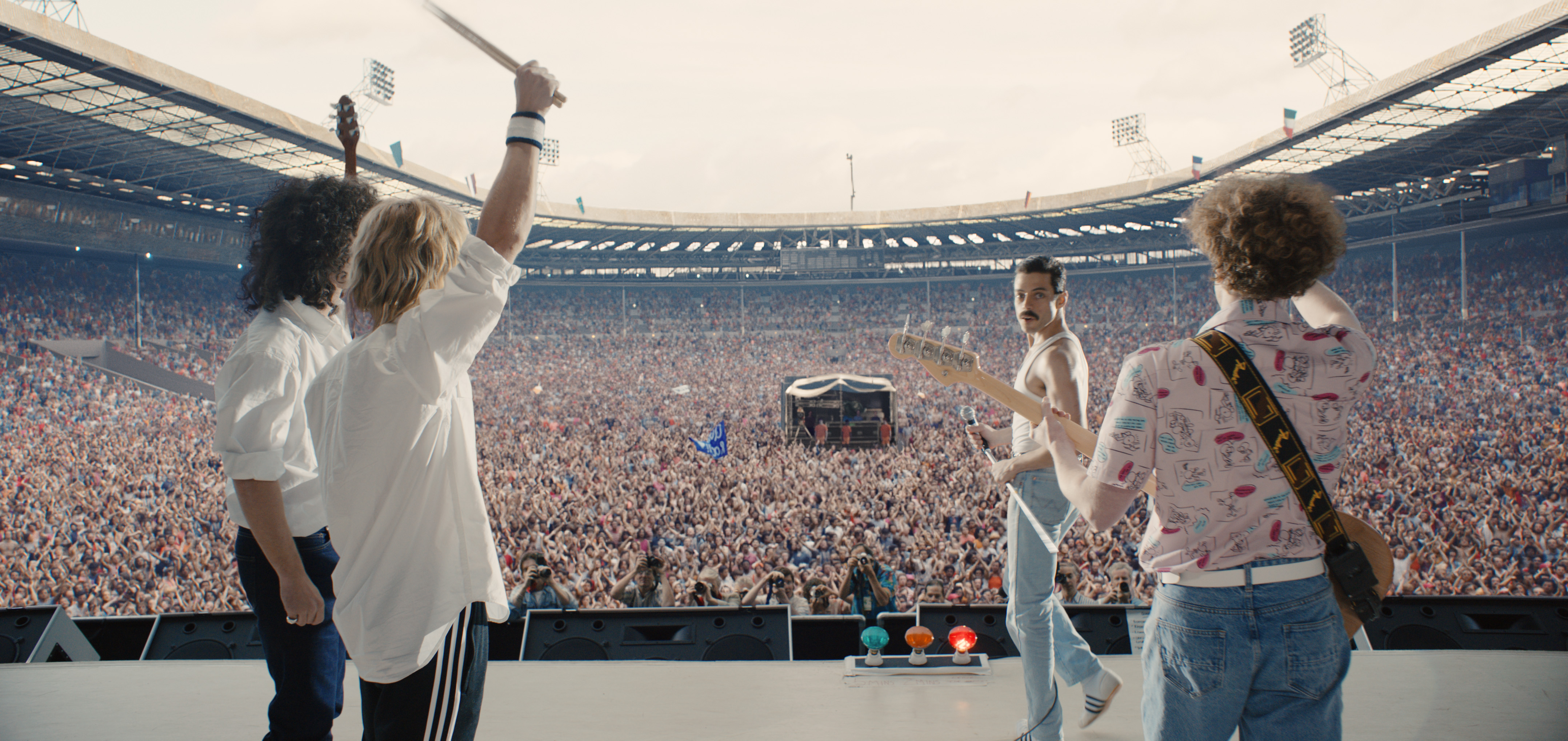 More Pictures Of Queen Bohemian Rhapsody Biopic Best Classic Bands