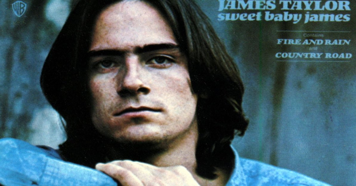 James Taylors Seminal Sweet Baby James Best Classic Bands