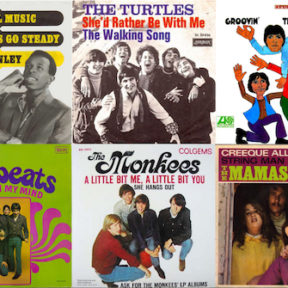 Best Weekly Singles Charts of All-Time: May 1967 Edition