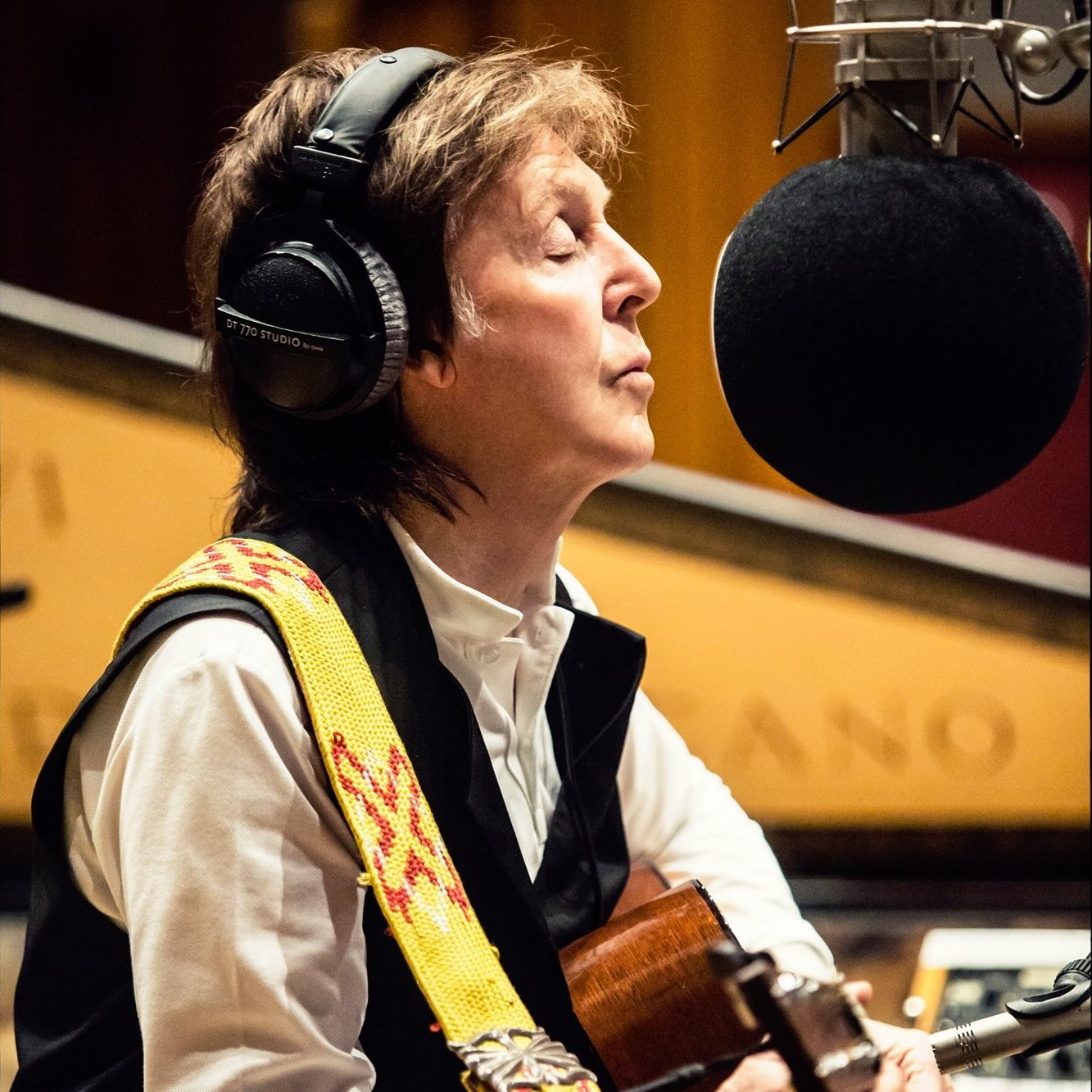 Paul McCartney announces new album, Egypt Station