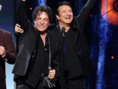 Journey's Rock Hall 2017 Induction: Look Back