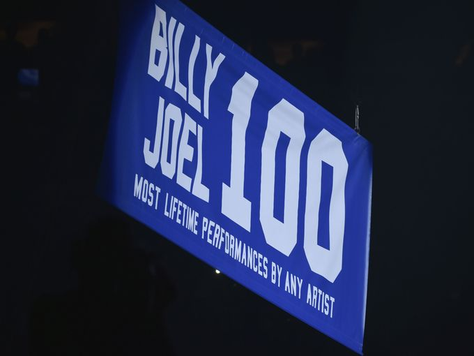 When Billy Joel Started Booking Monthly Concerts At New Yorku0027s Madison  Square Garden In 2014, Heu0027d Already Played The World Famous Arena More Than  40 Times.