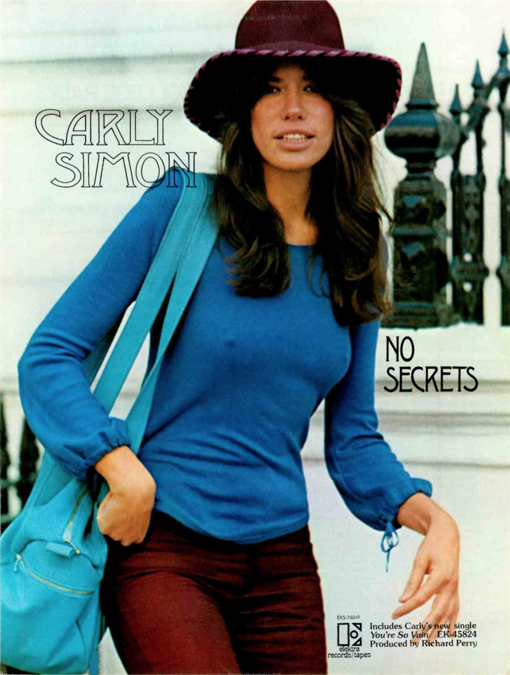 Carly Simon's Breakthrough: 'You're So Vain' | Best Classic Bands