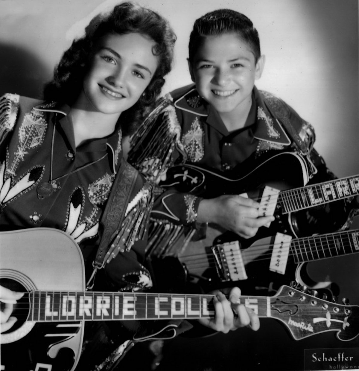 Lorrie Collins