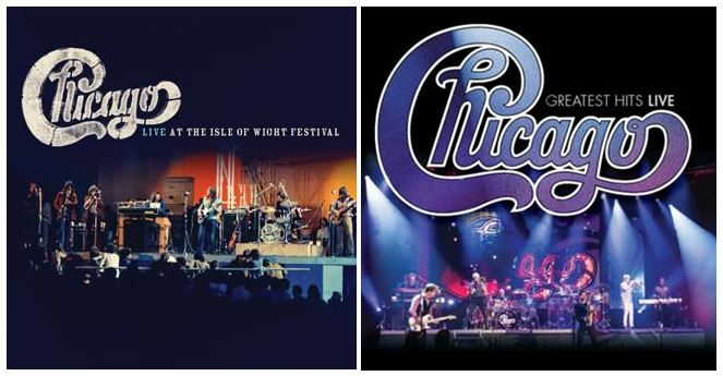 Chicago to Release Live Albums From 1970 & 2017 | Best