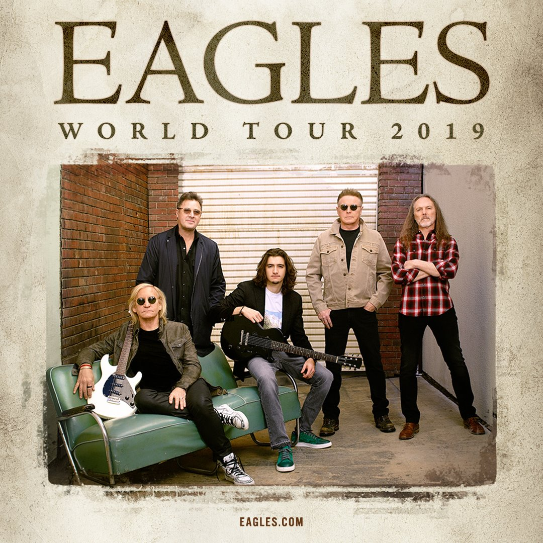 Eagles Band Tour 2020 Eagles Add to 2019 World Tour With Full Band | Best Classic Bands