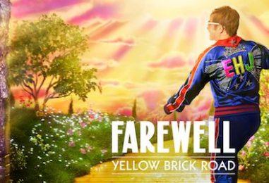 Elton John Says Goodbye as Farewell Tour Begins