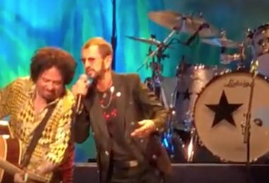 Ringo Starr–A Star Among All-Starrs: NYC Review