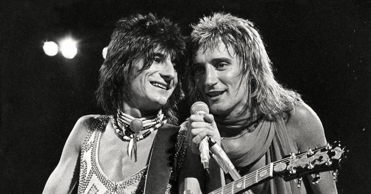 Rod Stewart & Friends: 10 Great Collaborations | Best Classic Bands