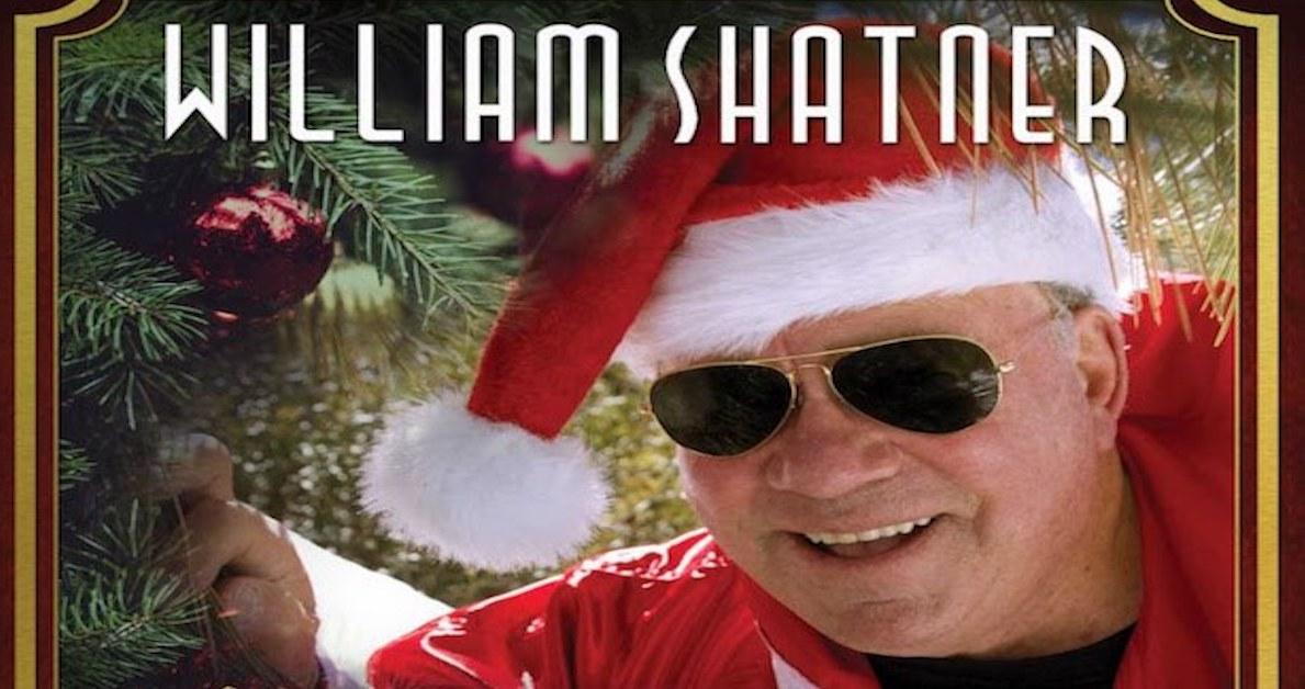 William Shatner Christmas Album Features Top Rockers | Best Classic ...