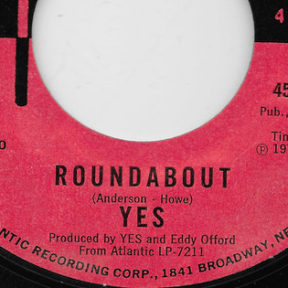 Radio Hits of March 1972: Round and Round