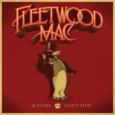Fleetwood Mac 50 Year Compilation New Book Best