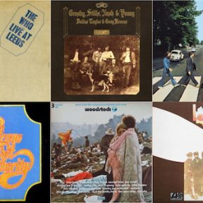 Top Selling Albums of 1970: Look Back