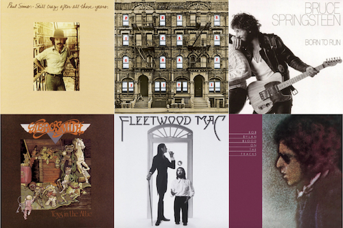 1975—The Year in 50 Classic Rock Albums | Best Classic Bands