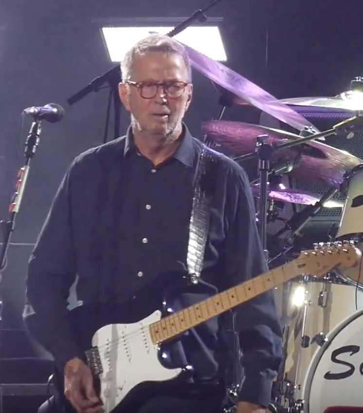 Eric Clapton Crossroads Guitar Festival 2020.Eric Clapton S 2019 Crossroads Fest To Stream Live Worldwide