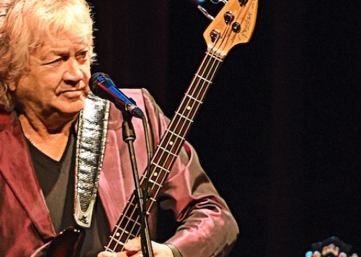 Moodys' John Lodge: Saved by the Music – Review