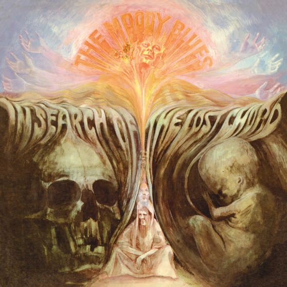 Image result for moody blues future passed images