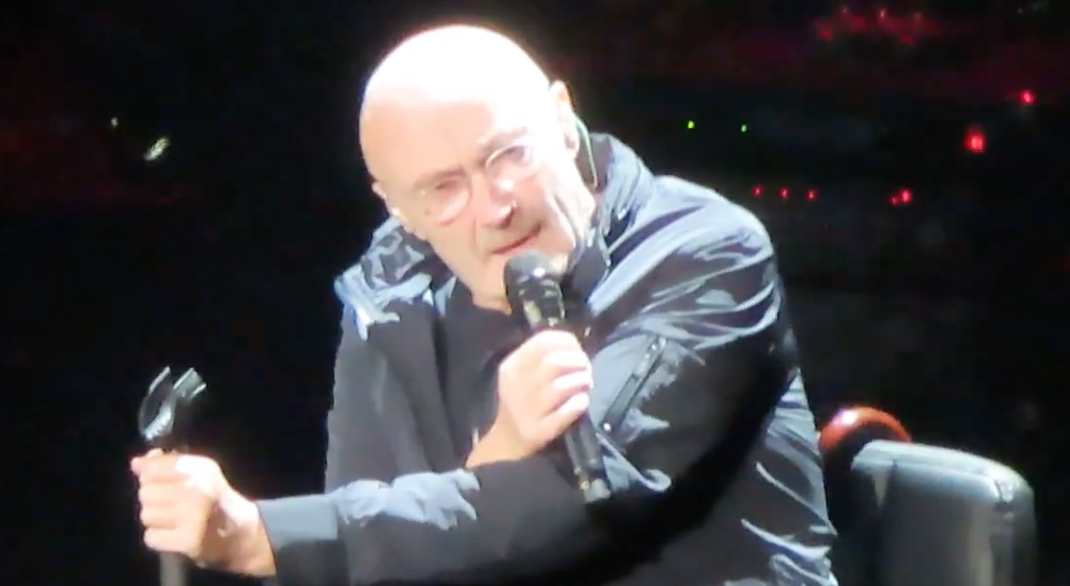 Phil Collins Tour 2020 Usa Phil Collins Opens 1st U.S. Tour in 12 Years   Best Classic Bands