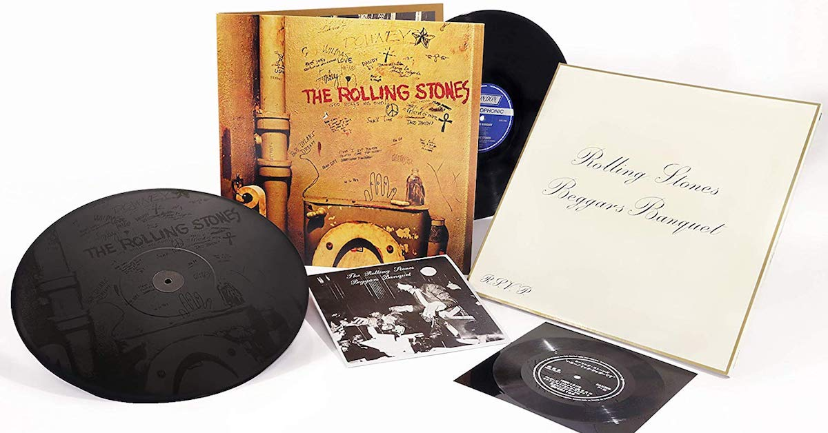 Rolling Stones Beggars Banquet 50th Anniversary Best