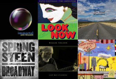 2018 in Review: New Albums by Classic Rockers