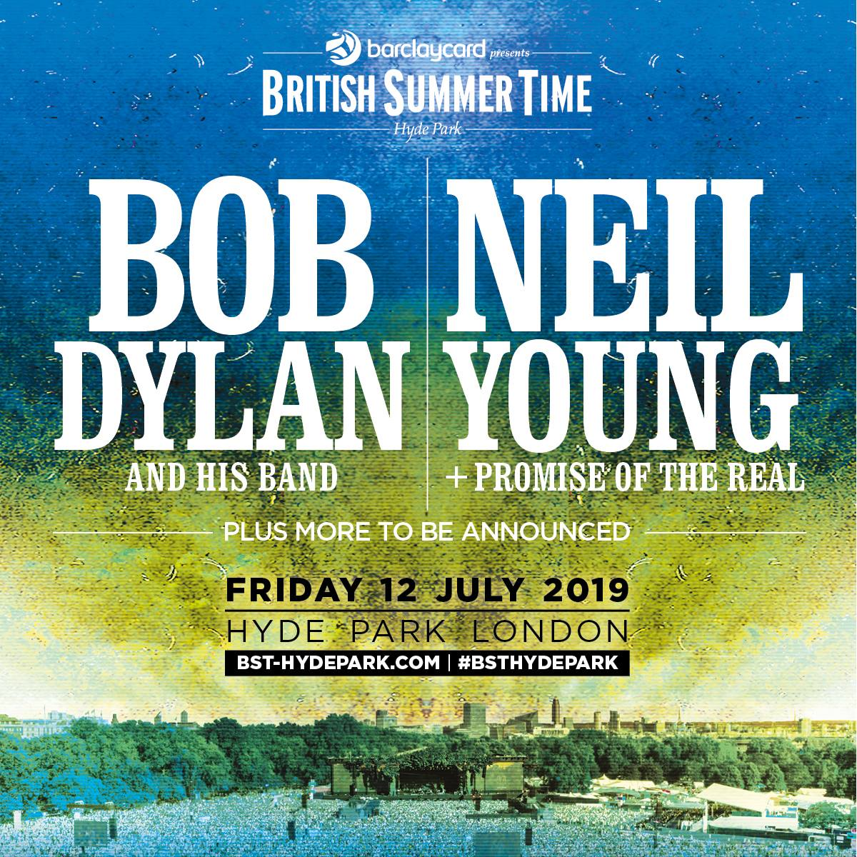 Bob Dylan Neil Young To Headline London Concert Best Classic Bands
