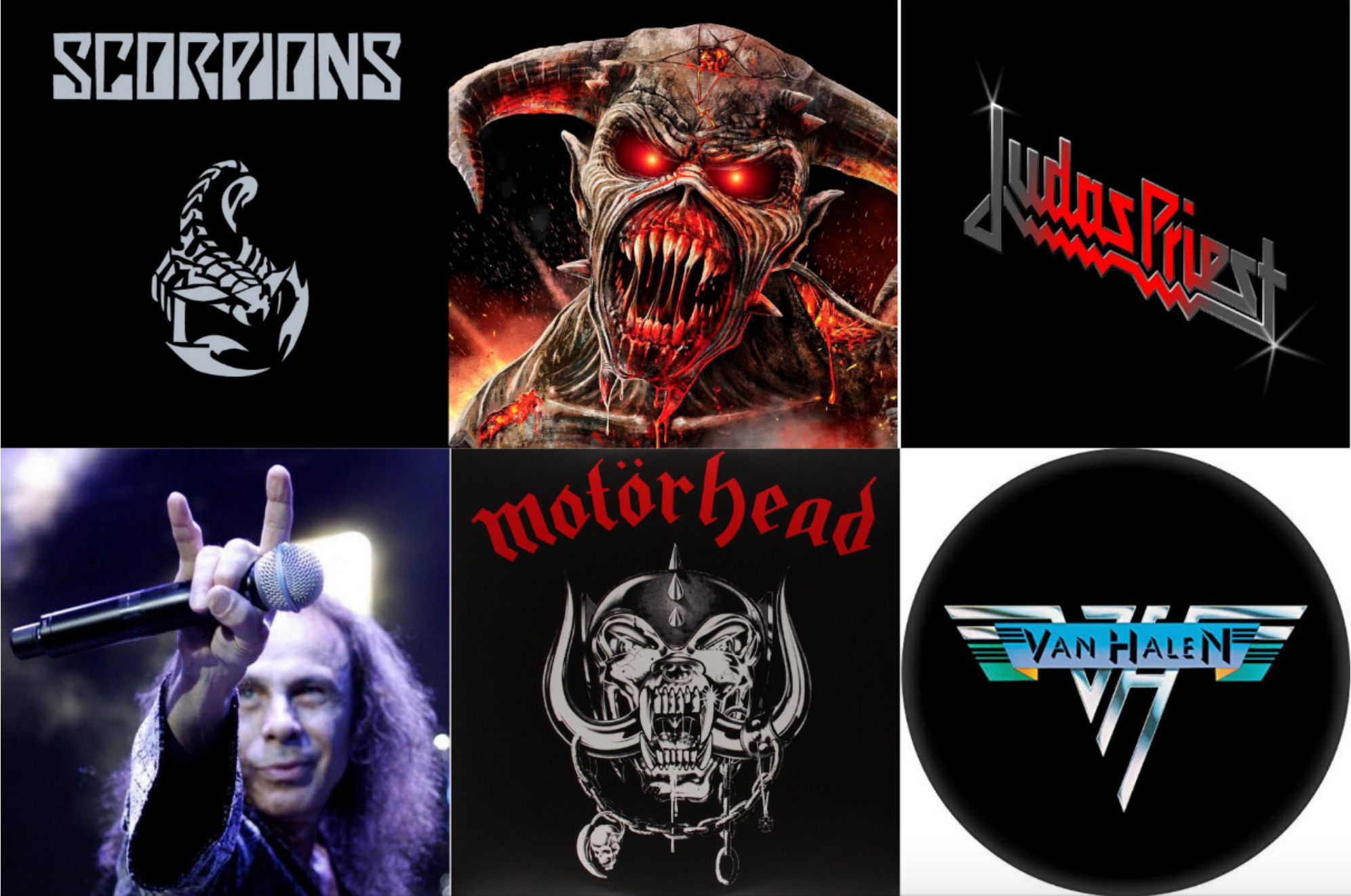10 Classic Rock Covers by Metal Bands | Best Classic Bands