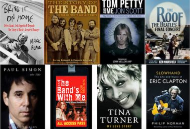 2018 in Review: The Best Music Books of the Year