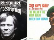 Barry McGuire vs. Barry Sadler: When the News Hit #1