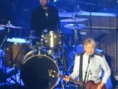 McCartney, Ringo Get Back Together at London Gig: Watch