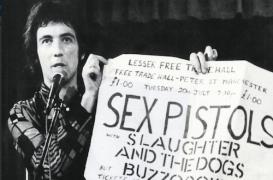 Pete Shelley, Buzzcocks Singer, Dead at 63