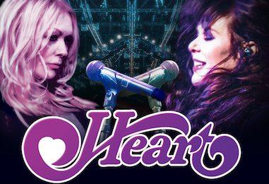 Heart Announce 'Love Alive' Reunion Tour