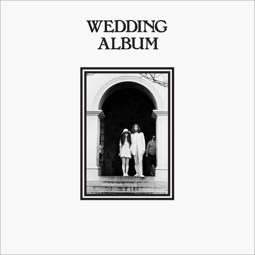 Denna bild har ett alt-attribut som är tomt. Dess filnamn är john-yoko-wedding-album.jpg