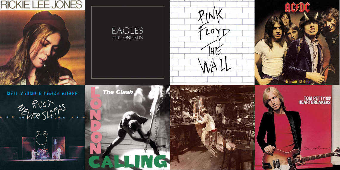 1979: The Year in 50 Classic Rock Albums | Best Classic Bands