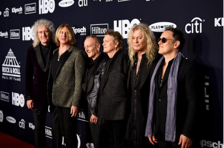 Def Leppard Rock And Roll Hall Of Fame : def leppard all star jam ends 2019 rock hall event watch best classic bands ~ Hamham.info Haus und Dekorationen