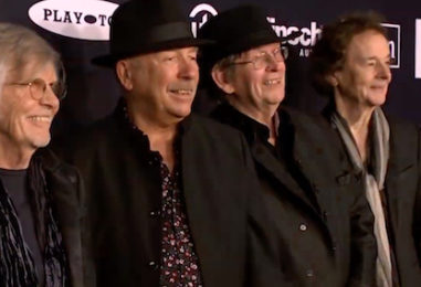 The Zombies' 2019 Rock Hall Induction is a 'Dream'