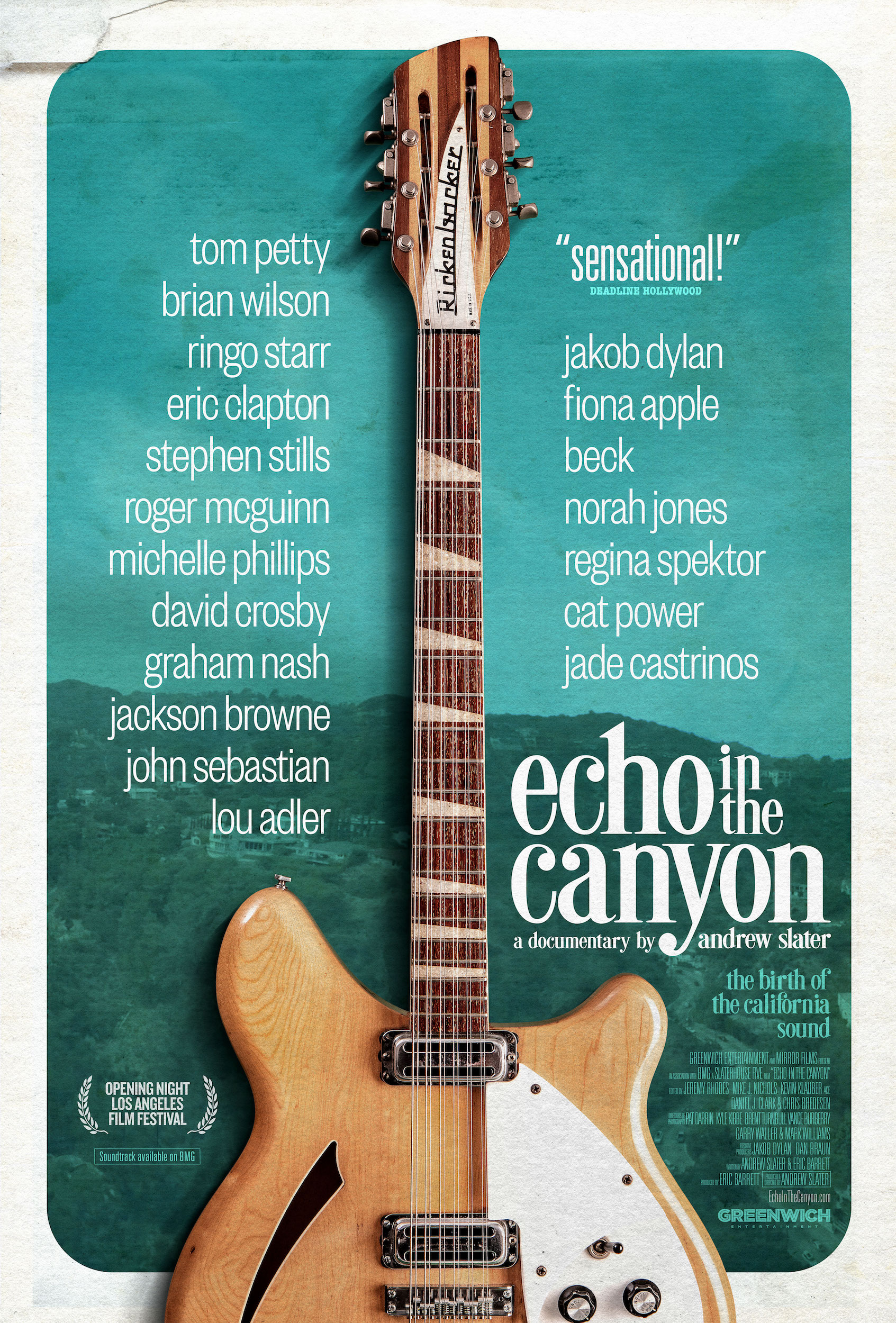Echo in the Canyon' Doc