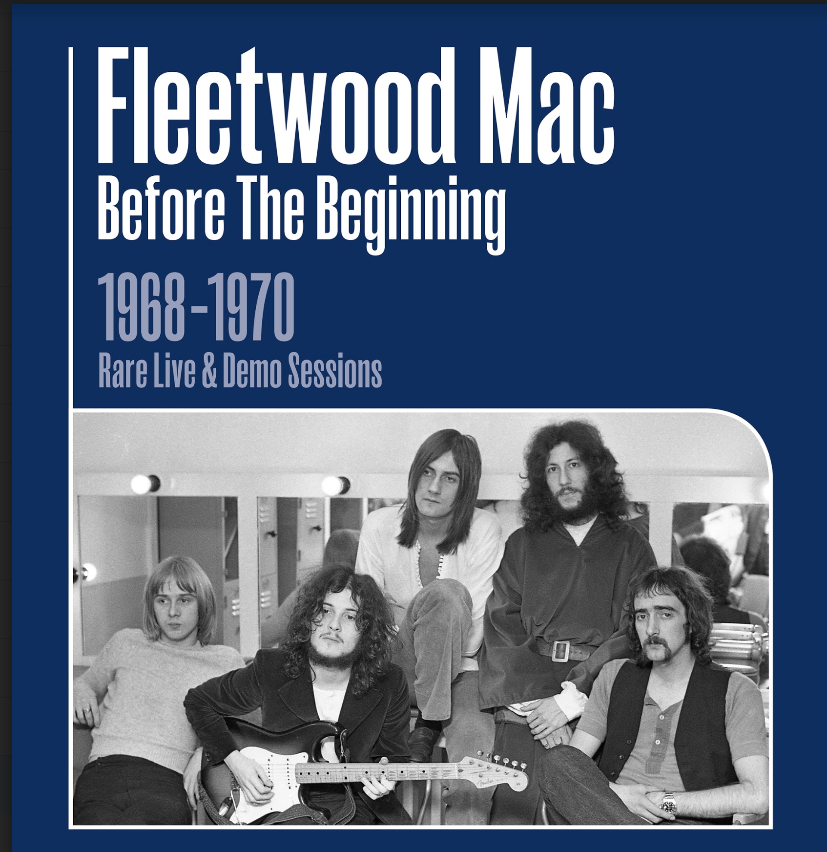 Fleetwood mac early rarities box set due best classic bands for Mac due the box