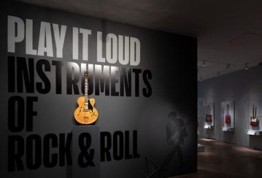 Page, Miller, Felder Humbled at Met Museum 'Play it Loud' Exhibit